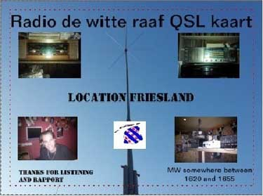 qsl radio atlantis pirate mw