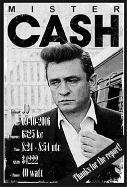 eQSL mister cash pirate sw