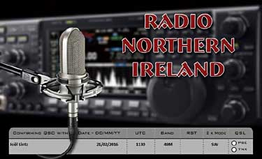 qsl radio northern ireland pirate sw