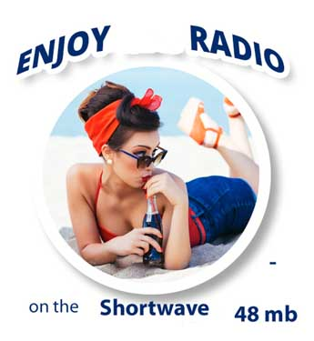 qsl enjoye radio pirate sw