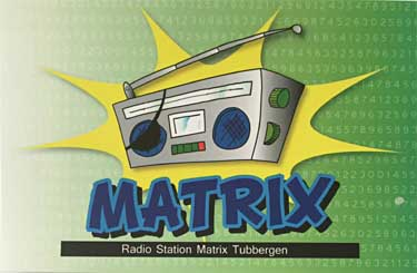 qsl radio matrix pirate MW