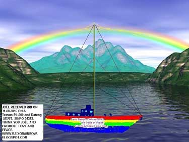 QSL radio rainbow pirate sw