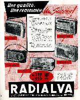 radialva catalogue