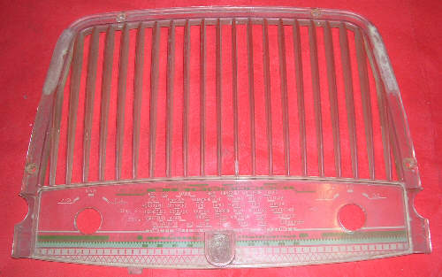 grille HP Philips BF321