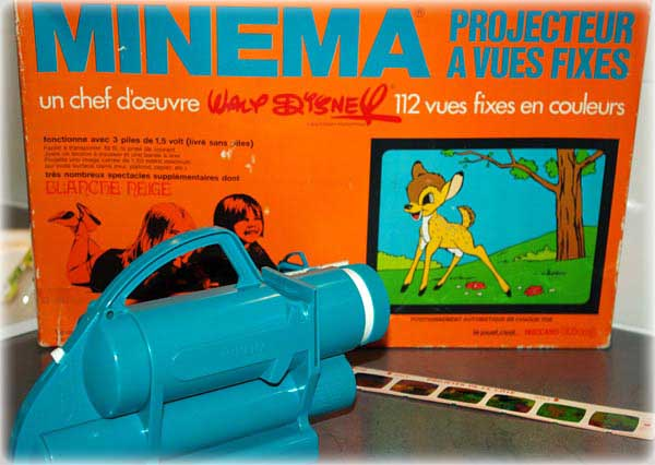 projecteur minema vues fixes meccano