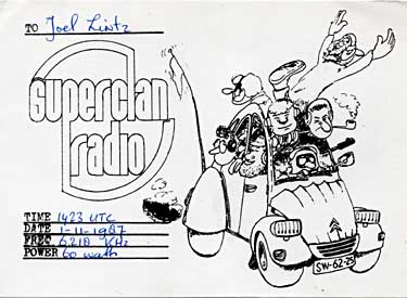 eQSL de radio super clan/surfradio Qsl_superclan_radio
