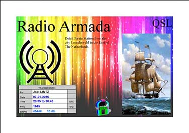 radio armada pirate