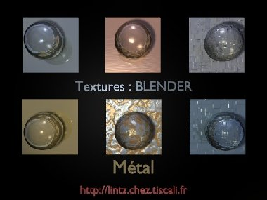 télécharger textures métal blender - download shader 3d