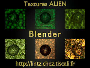 télécharger textures alien blender download 3d